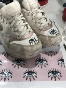 Custom sneakers kids